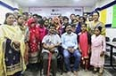 A workshop on the SRHR of Adolescents with disabilities
