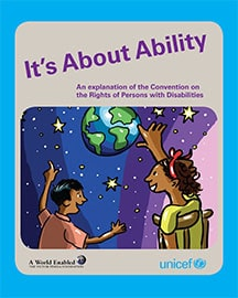 Cover of the It's About Ability